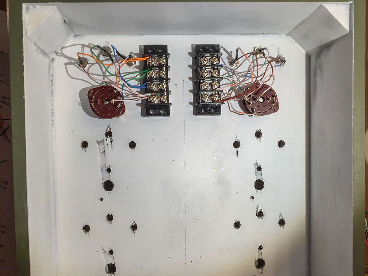 Train Order Signals Susquehanna New York Railroad 3 Way Switch Make Up I Wired The First Set Of Knobs To A Tam Valley Dual Servo Controller Board Sure Had Things Connected Properly